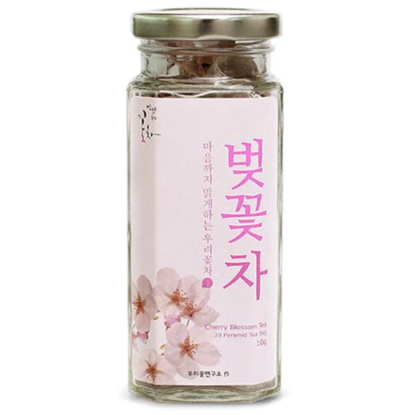 【我們的花實驗室】櫻花茶