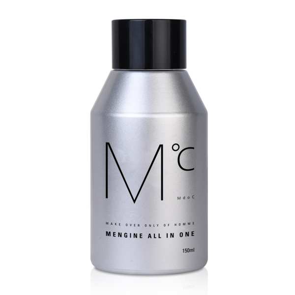 【MDOC】型男能量萬用水乳液 150ml