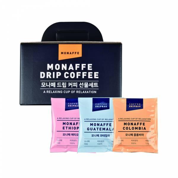 MONAFFE 濾掛式咖啡禮盒(12g*36包)