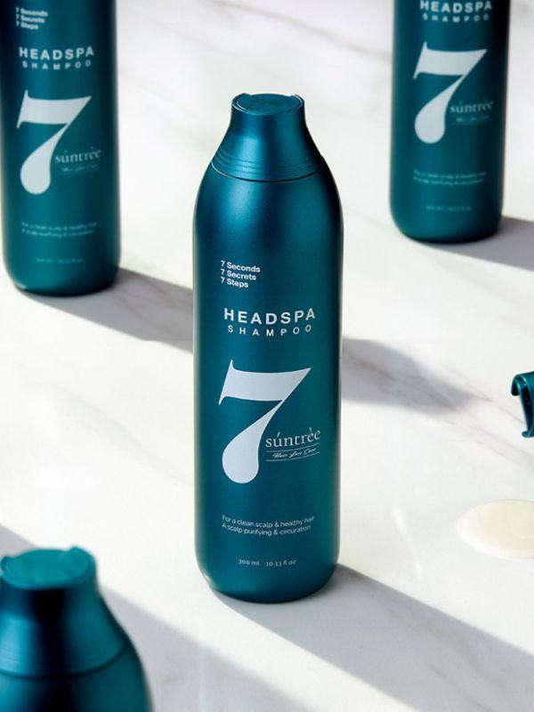 【HEADSPA7】 7秒健髮洗髮精 300ml