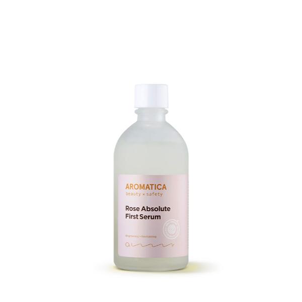 【AROMATICA】保加利亞玫瑰精油精華液 130ml