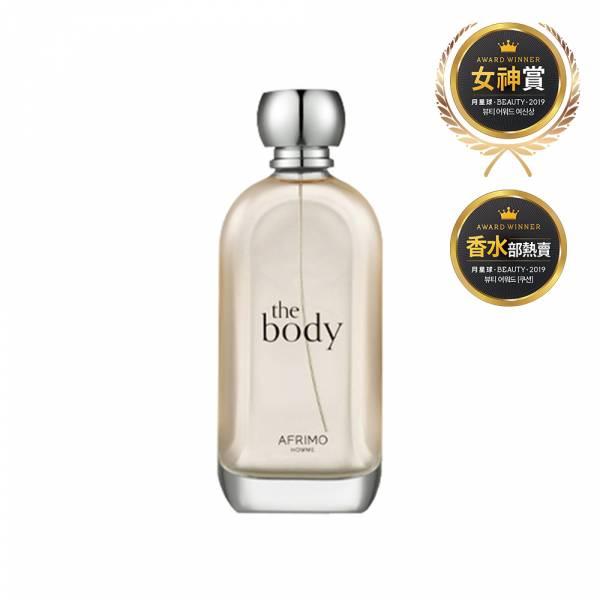 ✦女神賞✦【AFRIMO】THE BODY eau de parfum裸香本能香水 50ml 拜託了女神,月星球,Afrimo,桃花香水,韓國香水,女香香水,夏和熙,韋一的鼻子