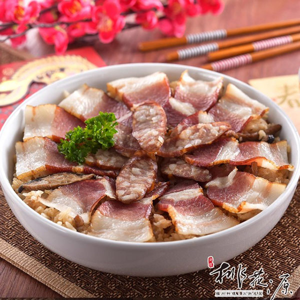 (年菜預購)【桃花源】湖南雙臘蒸八寶(800g/入)