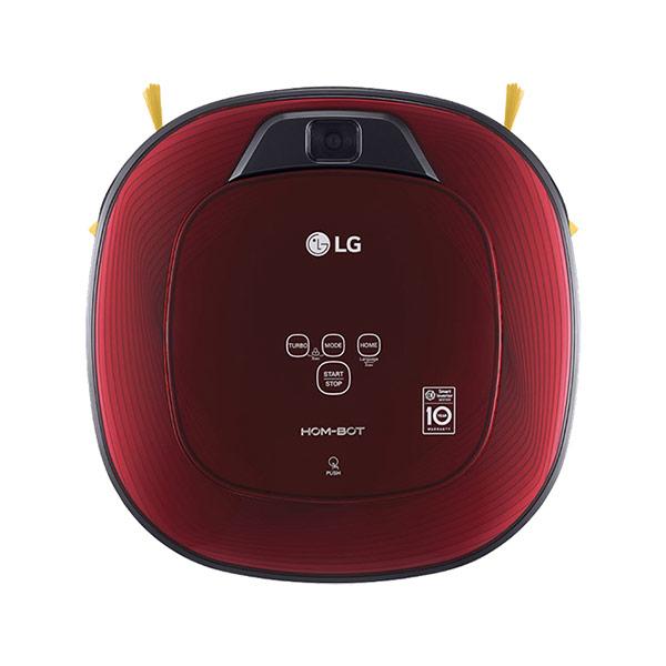 【LG樂金】雙眼濕拖變頻清潔機器人VR6685TWARV(寶石紅)