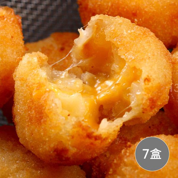 【愛上美味】美式香濃起司薯球7盒
