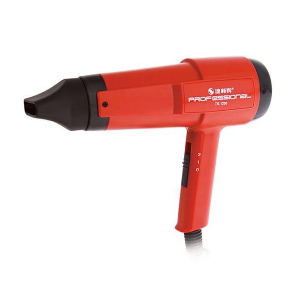 【達新】專業吹風機(紅色) TS-1288