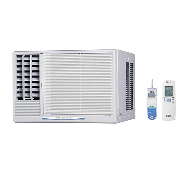 【SANLUX台灣三洋】3-4坪窗型變頻冷氣 SA-R22VE含基本安裝+舊機回收