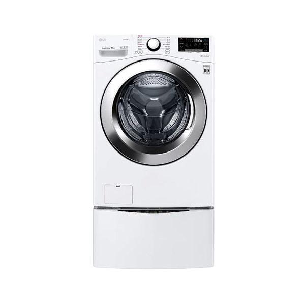 【LG】WD-S19VBW+WT-D250HW 19kg+2.5kg TWINWASH 雙能洗 滾筒式洗衣機