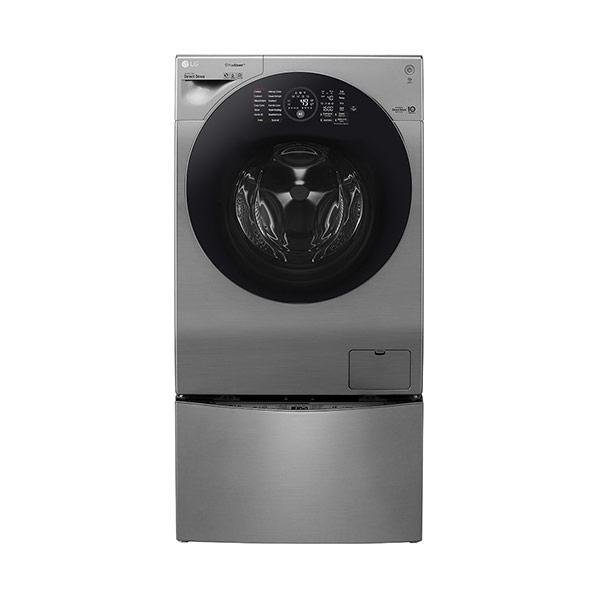 【LG】WD-S12GV+WT-D200HV 12kg+2kg TWINWASH 雙能洗 滾筒式洗衣機 蒸洗脫烘