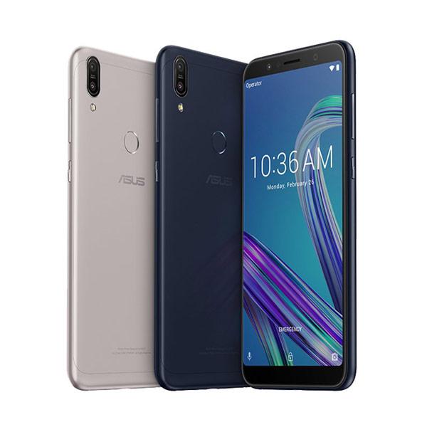 【ASUS 華碩】ZenFone Max Pro ZB602KL 智慧手機(4G / 64G /黑/  拆封新品)