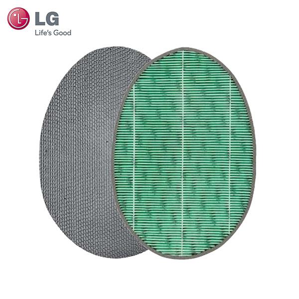 【LG】清淨機PS-W309WI/AS401WWJ1專用原廠濾網組 AAFTWH101+AAFTWD101
