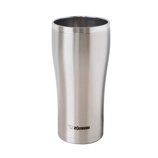 【象印】*0.6L 不鏽鋼真空保溫杯(無杯蓋) SX-DB60-XA-(銀)