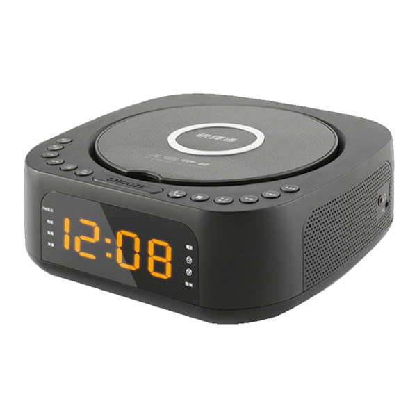 Abee快譯通多功能藍牙無線充電立體聲音響 CD61 Abee,快譯通,藍牙音響,無線,CD播放,MP3播放,鬧鐘,時鐘,CP值