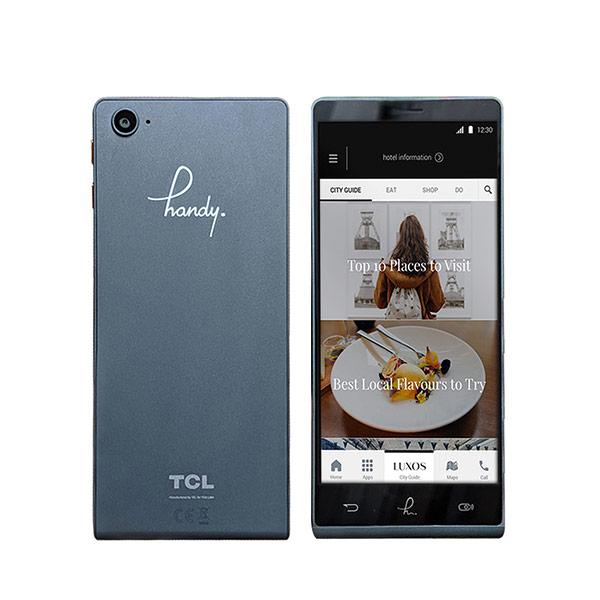 【單機福利品】Handy T700X (2G/16G) 5.7吋智慧型手機-灰色