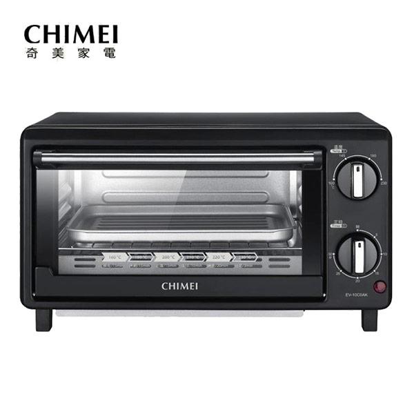 CHIMEI奇美10公升家用電烤箱 EV-10C0AK