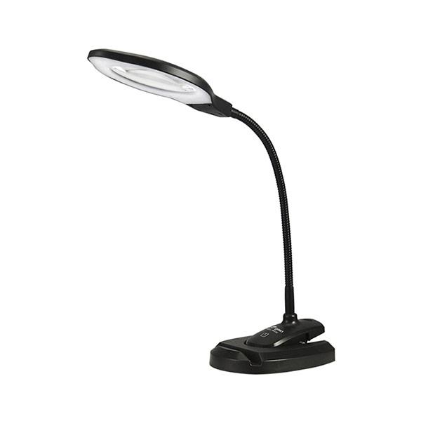 【中華豪井】 多功能放大鏡檯燈(插電式) ZHEL-MD30