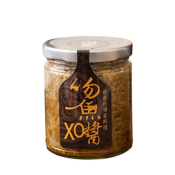 【向記】吻魚XO醬 雙入組 (不辣)