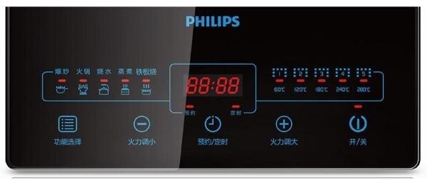 【PHILIPS 飛利浦】智慧變頻電磁爐 HD4925