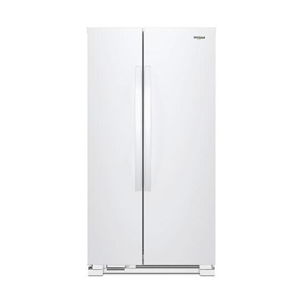 【惠而浦】WRS315SNHW 740L 對開門冰箱 白色