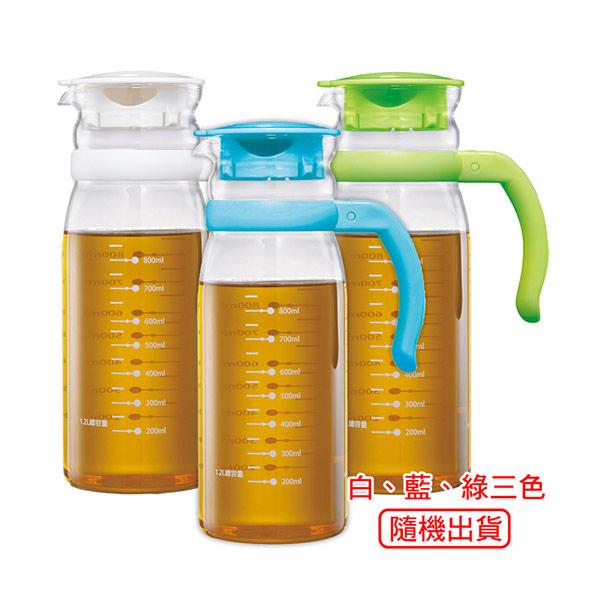 【日本寶馬】冷熱兩用水壺(顏色隨機出貨) TA-G-CP-1200