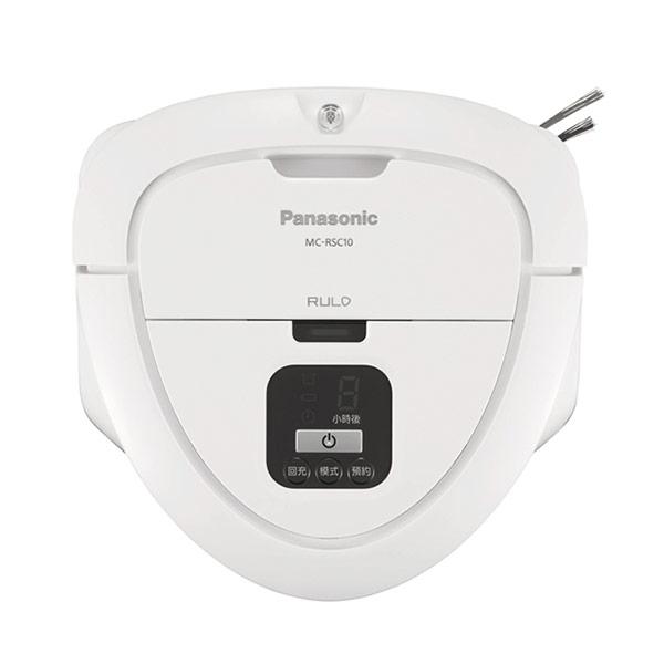 【Panasonic國際牌】智慧型迷你掃地機器人MC-RSC10