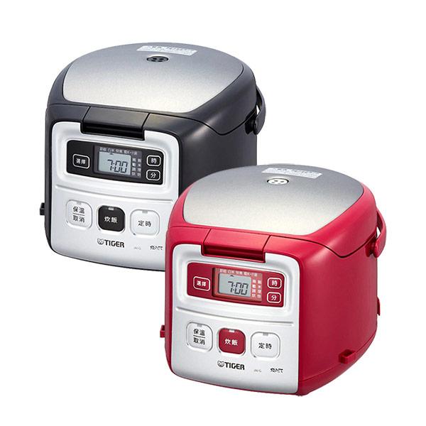 【TIGER虎牌】3人份微電腦電子鍋 JAI-G55R-2色選1