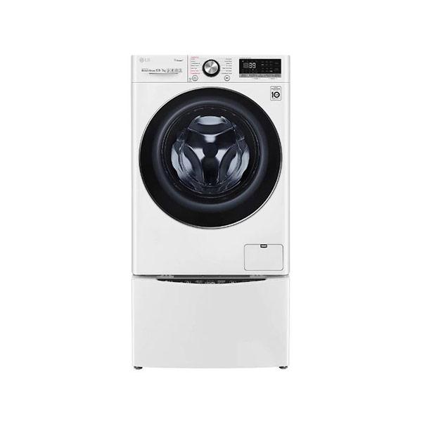 【LG】WD-S105VDW+WT-D200HW 10.5kg+2kg TWINWASH 雙能洗 滾筒式洗衣機 蒸洗脫烘