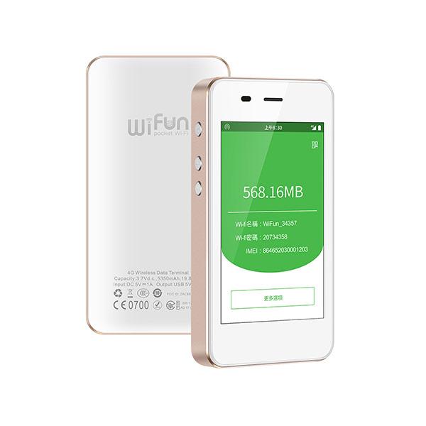 【亞太 GT】WiFun 多合一分享器(G1611+)-金色