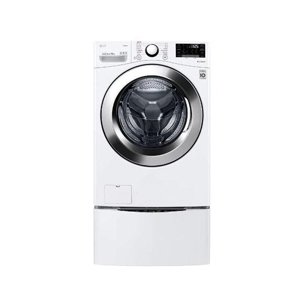 【LG】WD-S18VCW+WT-D250HW 18kg+2.5kg TWINWASH 雙能洗 滾筒式洗衣機