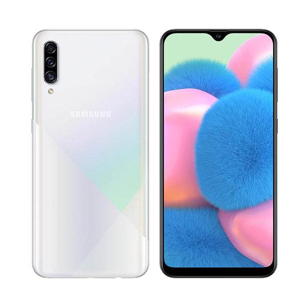 【福利品】SAMSUNG Galaxy A30s (4G/128G) 6.4吋智慧型手機-冰晶白