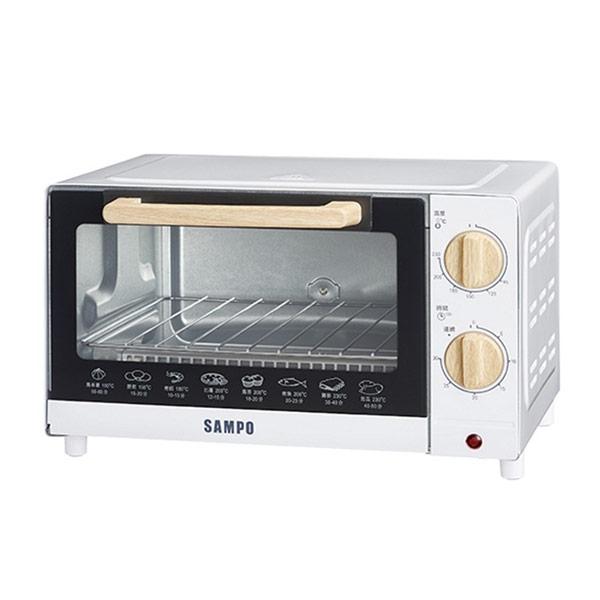 【SAMPO聲寶】 10L電烤箱 KZ-CB10
