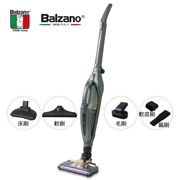 【Balzano百佳諾】無線手持二合一多功能吸塵器 BZ-VC006