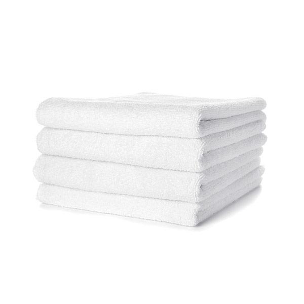 【HKIL-巾專家】台灣製純棉寬邊微重磅飯店毛巾-3入組