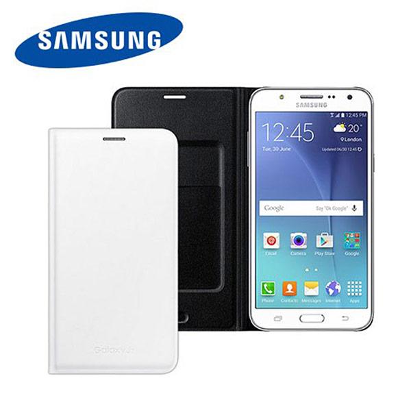 【Samsung】Galaxy J7 (J700) 原廠皮革插卡套