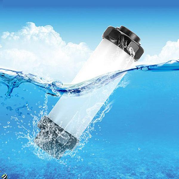 全新第三代 雙模式旗艦版 戶外防水爆亮LED行動燈管