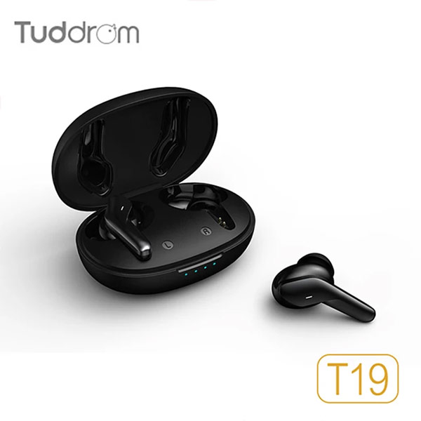 【Tuddrom】小魔鴨 T19真無線藍牙耳機