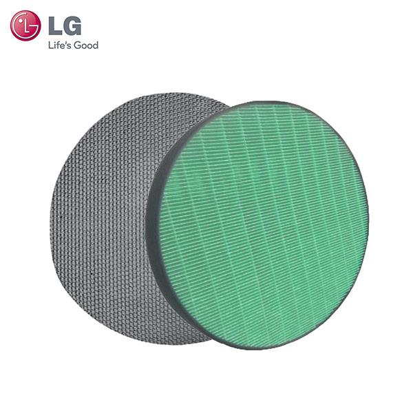 【LG】清淨機PS-V329CG/S專用原廠濾網組 AAFTVH101+AAFTVD101