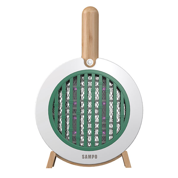 SAMPO USB二合一捕蚊燈拍 ML-W2101HL