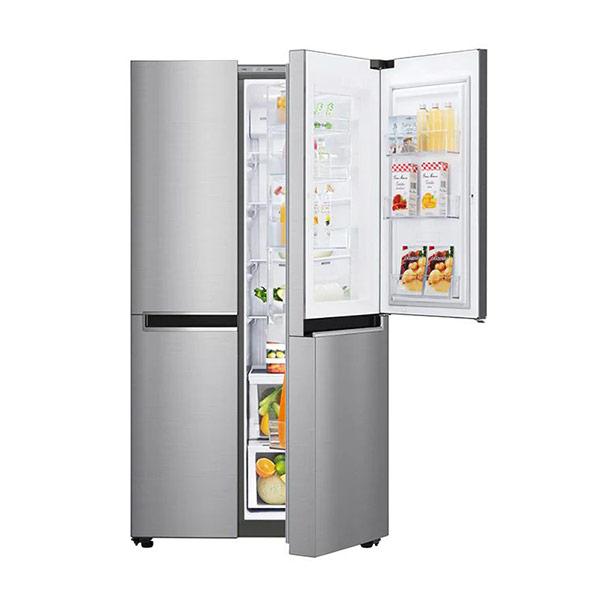【LG】GR-DL81SV LG直驅變頻對開式冰箱 759L 自動製冰(需接水管) 送1000全家券