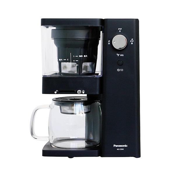Panasonic國際牌5人份冷萃專業咖啡機(咖啡/泡茶兩用) NC-C500