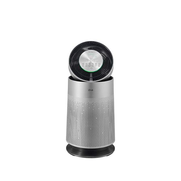 【LG 樂金】PuriCare 360°空氣清淨機 寵物功能增加版(單層)AS651DSS0