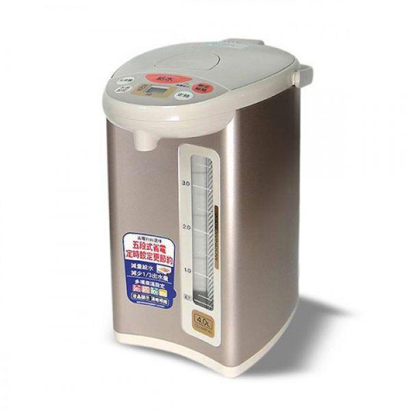 【象印】微電腦4L電動給水熱水瓶 CD-WBF40