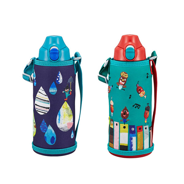 【TIGER虎牌】800cc兒童兩用功能保溫杯保溫瓶 MBR-H08G-2色選1