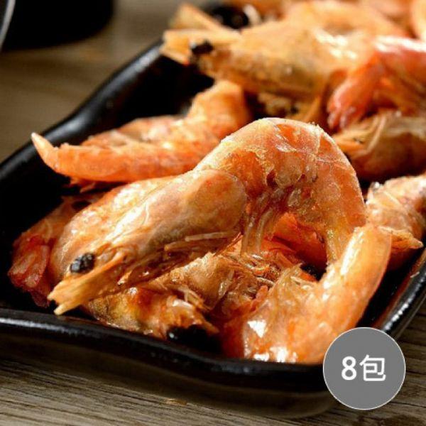 *直送香港*【愛上新鮮】卡拉脆蝦(原味/辣味/四川麻辣)8包
