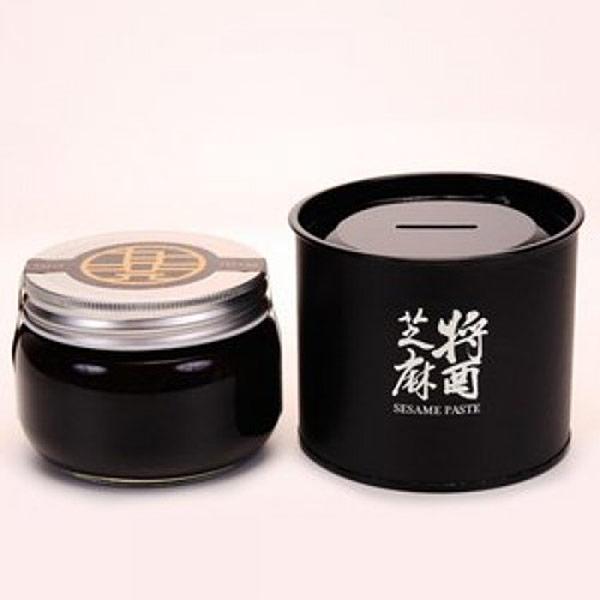 【九品元】特選黑芝麻醬300g