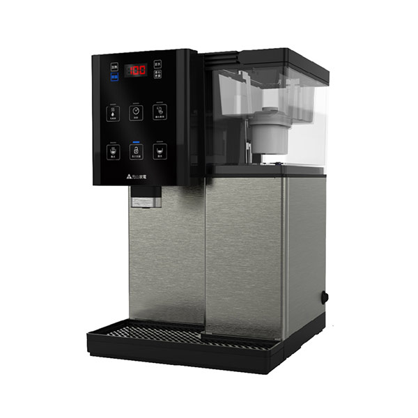【元山】304不鏽鋼全開水溫熱開飲機 YS-8308DW
