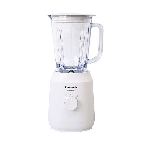 【Panasonic國際牌】1公升不鏽鋼刀果汁機 MX-EX1001