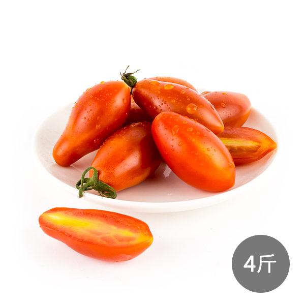 *地推團購*【屏東崁頂】玉女番茄4斤