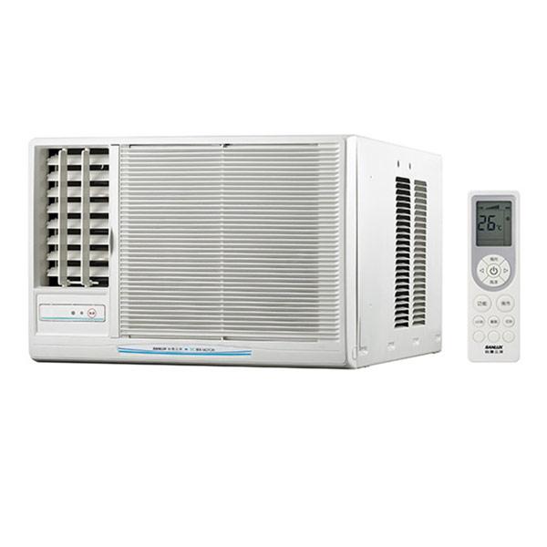 預購【SANLUX台灣三洋】3-4坪窗型冷氣SA-L221FEA/SA-R221FEA(電壓110V)(含基本安裝)