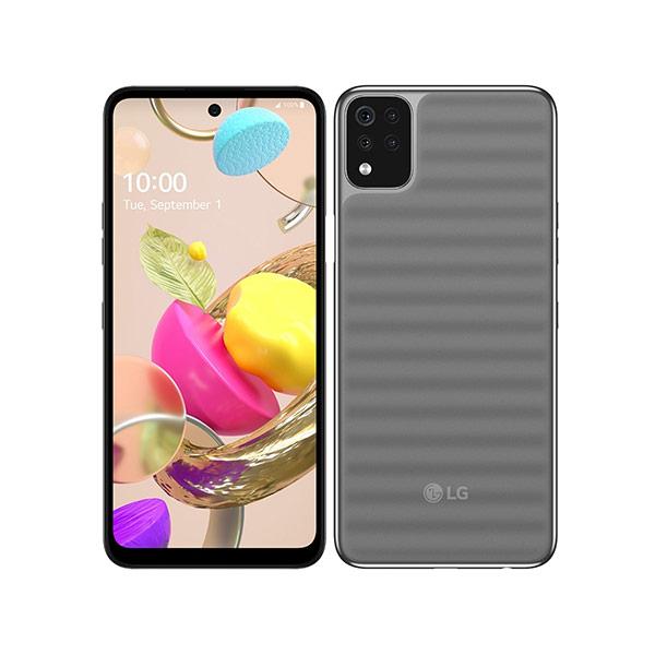 【福利品】LG K42 (3G/64G) 6.6吋智慧型手機-鈦潮灰